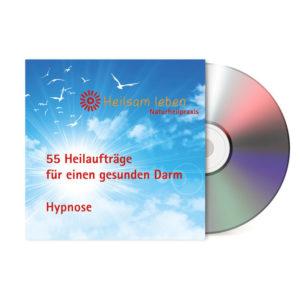 55 Heilaufträge für einen gesunden Darm (CD-Version)
