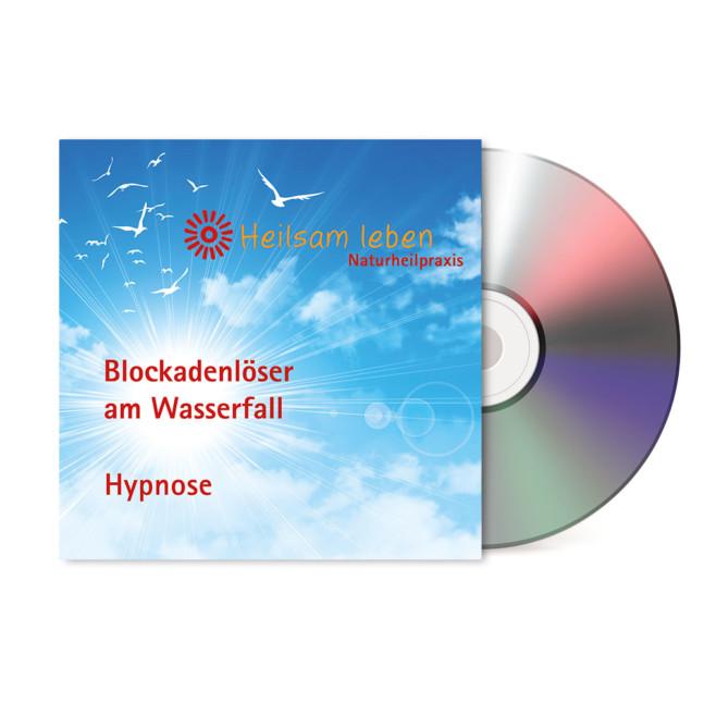 Blockadenlöser am Wasserfall - Hypnose (CD-Version)