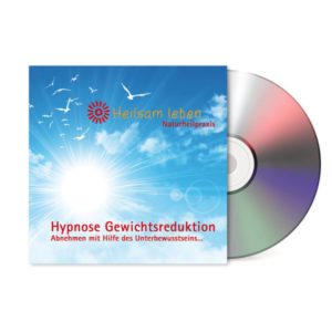 Gewichtsreduktions- u. Antistress-Hypnose (CD-Version)