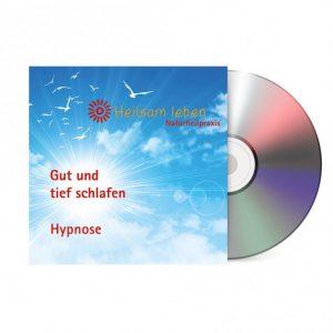 Besser tief und gut schlafen Hypnose (CD-Version)